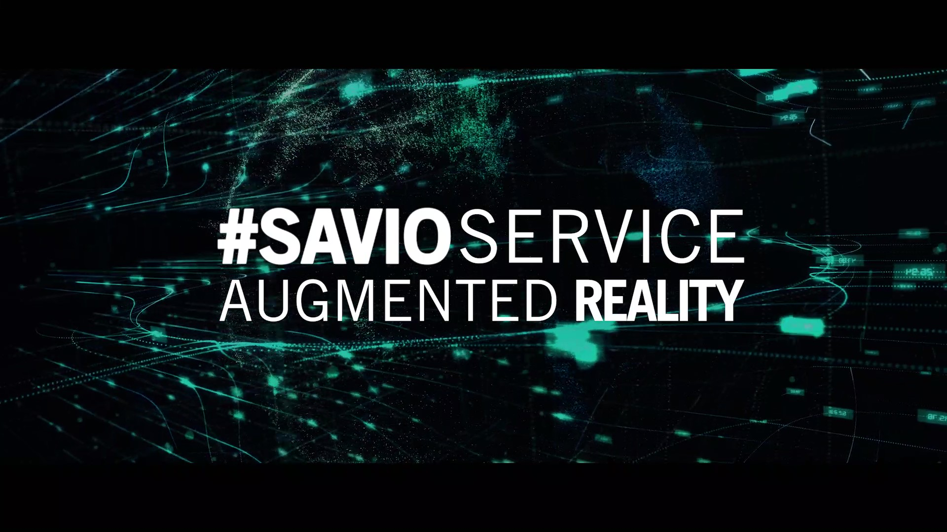 Savio Service - Augmented Reality