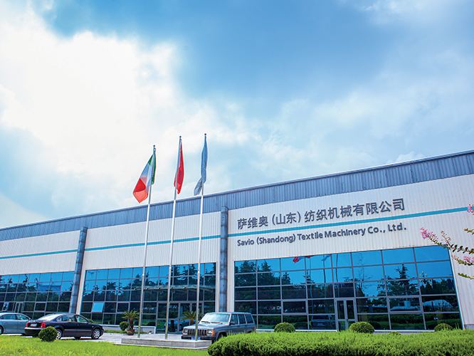 SAVIO (SHANDONG) TEXTILE MACHINERY CO., LTD.